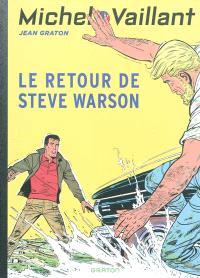 Michel Vaillant. Volume 9, Le retour de Steve Warson
