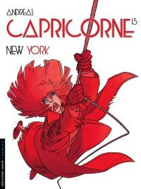 Capricorne. Volume 15, New York