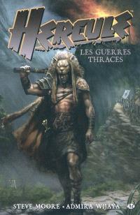 Hercule, Les guerres thraces