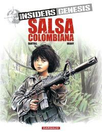 Insiders Genesis. Volume 2, Salsa Colombiana