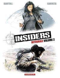 Insiders intégrale. Volume 2