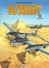 Le faucon du désert. Volume 4, Saqqara