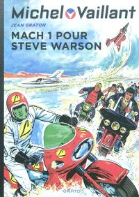 Michel Vaillant. Volume 14, Mach 1 pour Steve Warson