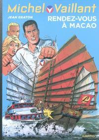 Michel Vaillant. Volume 43, Rendez-vous à Macao