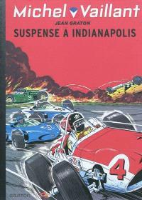 Michel Vaillant. Volume 11, Suspense à Indianapolis
