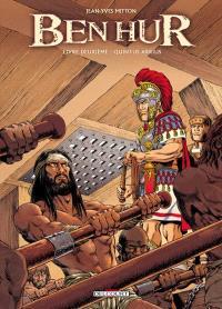 Ben Hur. Volume 2, Quintus Arrius