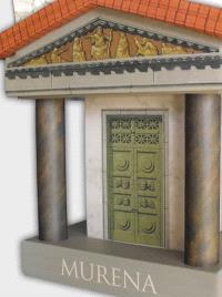 Coffret antique Murena