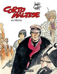 Corto Maltese. Volume 6, En Sibérie