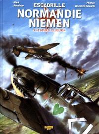 Escadrille Normandie-Niemen. Volume 3, La bataille de Koursk