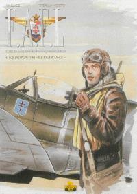 FAFL, Forces aériennes françaises libres. Volume 4, Squadron 340 : Ile-de-France