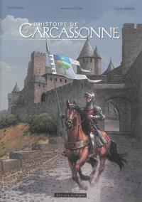 L'histoire de Carcassonne