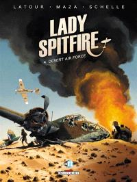 Lady Spitfire. Volume 4, Desert air force