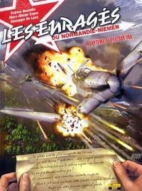 Les enragés du Normandie-Niemen. Volume 4, Baptème du feu sur Yak