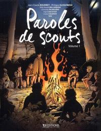 Paroles de scouts. Volume 1