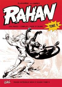 Rahan : intégrale noir et blanc. Volume 9