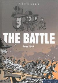 The battle : Arras, 1917
