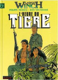Largo Winch. Volume 8, L'heure du tigre