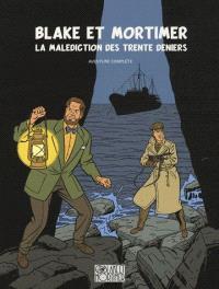Les aventures de Blake et Mortimer : d'après les personnages d'Edgar P. Jacobs, La malédiction des trente deniers