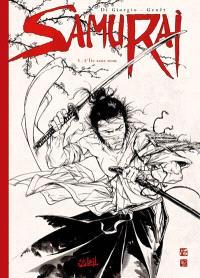 Samurai. Volume 5, L'île sans nom
