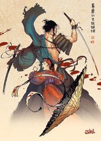 Samurai : tomes 1 à 3