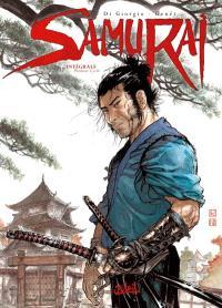 Samurai : intégrale, premier cycle
