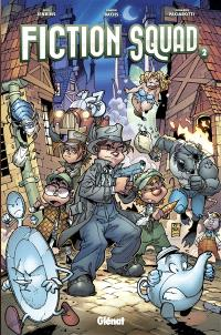 Fiction squad. Volume 2