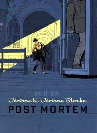 Jérôme K. Jérôme Bloche. Volume 23, Post mortem