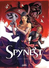 Spynest. Volume 1, Birdwatchers