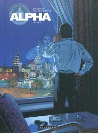 Alpha. Volume 1, Un agent à Moscou