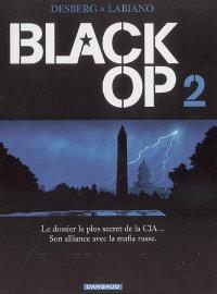 Black op. Volume 2
