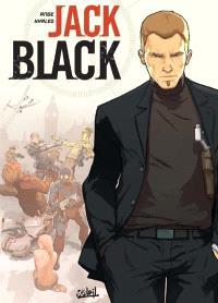 Jack Black. Volume 1, Le protocole Jenner