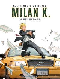 Milan K.. Volume 2, Hurricane