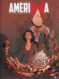Amerikkka. Volume 5, Les commandos de Philadelphie