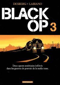 Black op. Volume 3