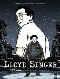 Lloyd Singer, Volume 2, Cycle 1. Volume 2, Appleton Street