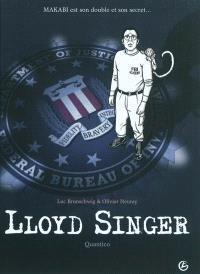 Lloyd Singer, Volume 4, Cycle 2. Volume 1, Quantico