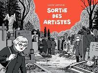 Sortie des artistes : une bande dessinée policière