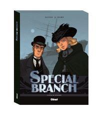 Special Branch : coffret tomes 1 à 3