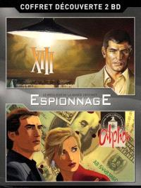 Le meilleur de la BD d'espionnage