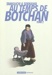 Au temps de Botchan. Volume 2, La danseuse de l'automne