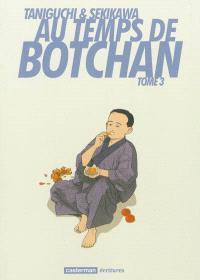 Au temps de Botchan. Volume 3, Dans ces cieux azurés