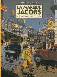 La marque Jacobs : une vie en bande dessinée