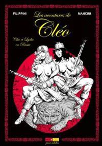 Les aventures de Cléo. Volume 9, Cléo et Lydia en Russie