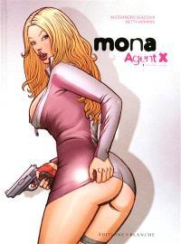 Mona agent X. Volume 1, Premières armes