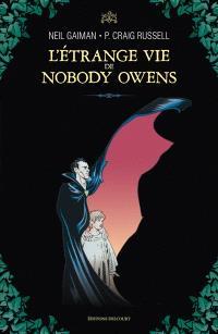 L'étrange vie de Nobody Owens : coffret : tomes 1 et 2