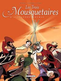 Les trois mousquetaires, d'Alexandre Dumas. Volume 2
