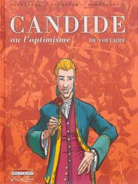 Candide ou L'optimiste, de Voltaire
