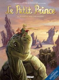 Le Petit Prince : les nouvelles aventures. Volume 8, La planète des carapodes