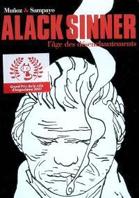 Alack Sinner : l'intégrale. Volume 2, L'âge des désenchantements