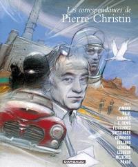 Les correspondances de Pierre Christin : intégrale